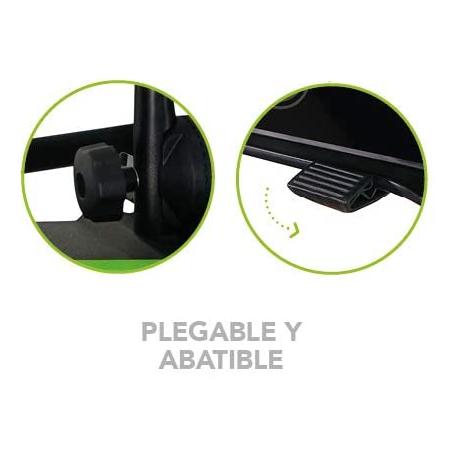 pedal abatible para portabicicletas de bola